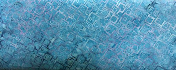 Blank Quilting Aqua Sumatra