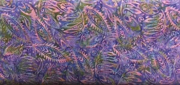 Blank Quilting Purple Sumatra