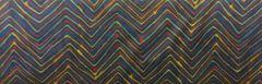 Moda Fabrics Chevron Simple Marks Fabric