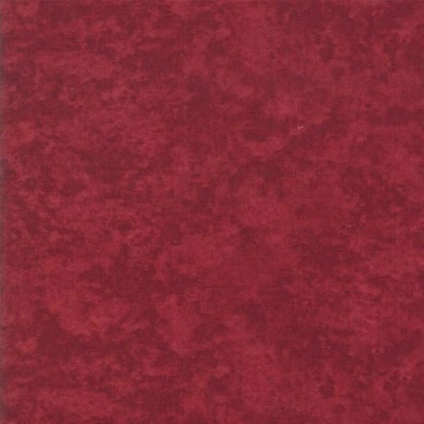 Moda Winter Manor Red Marble