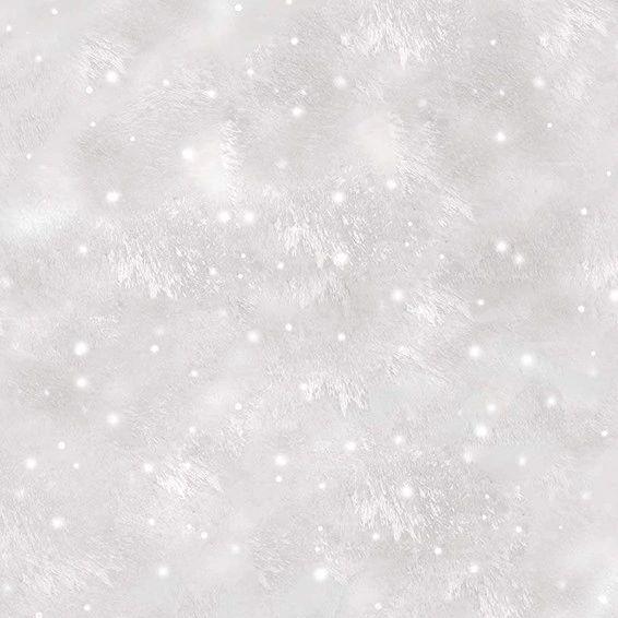 Riley Blake Christmas Memories White Snow