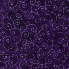 Moda Marble Swirls Key West Purple
