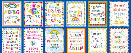 Blank Quilting Emilia's Dream Inspirational Blocks
