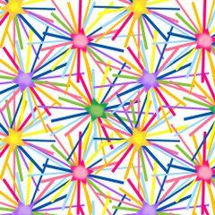 Blank Quilting Emilia's Dream Rainbow Starburst