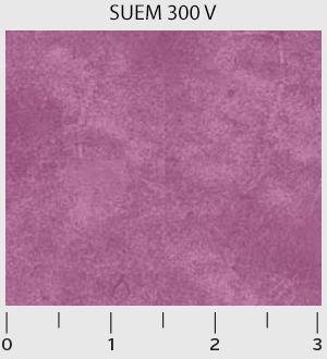 P & B Textiles Suede Mid Tones Violet Purple