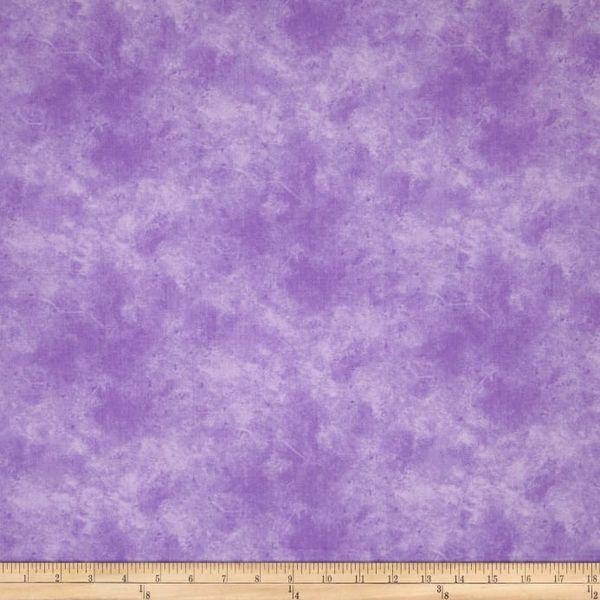 P & B Textiles Suede Soft Lavender