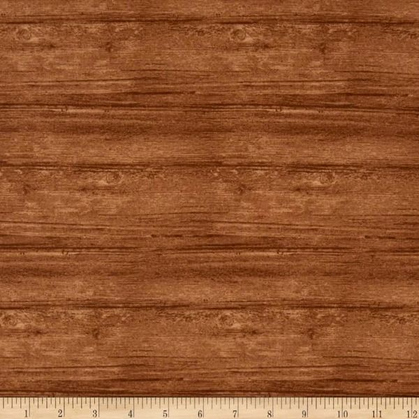 Contempo Nutmeg Washed Wood Brown