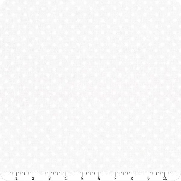 Moda Bloomington 5114 11. Tone on tone cream fabric with white