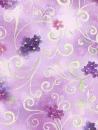 QT Hydrangea Blossoms 1649-27530-L