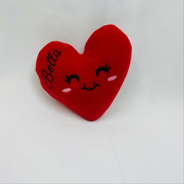 Dog/Puppy Customized Heart Toy