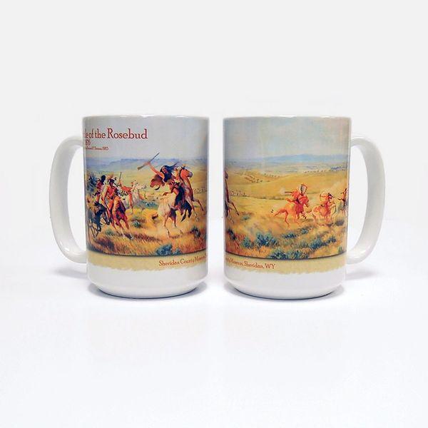 Rosebud Beverage Mug