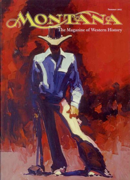 Montana: The Magazine of Western History, Summer, 2017