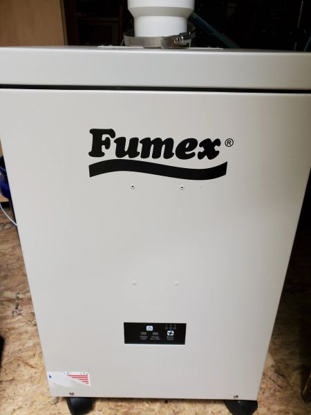 Fumex Model FA1-D Laser Fume Extraction Air Cleaner