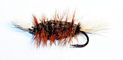 Bomber Salmon Fly
