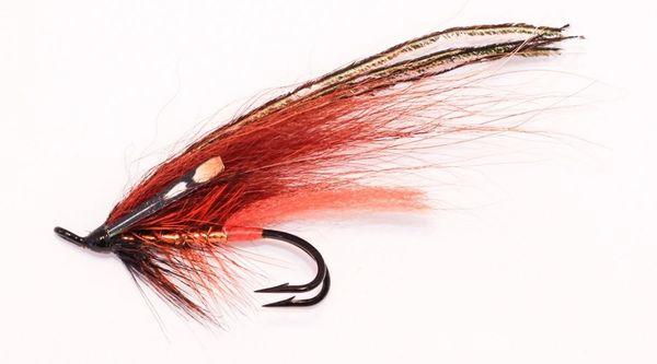 Phatagorva Salmon Fly double hook