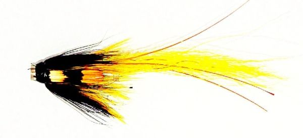 Yellow and Black - Copper Tube Fly