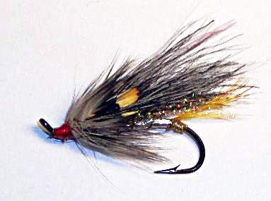 Silver Rat Salmon Fly