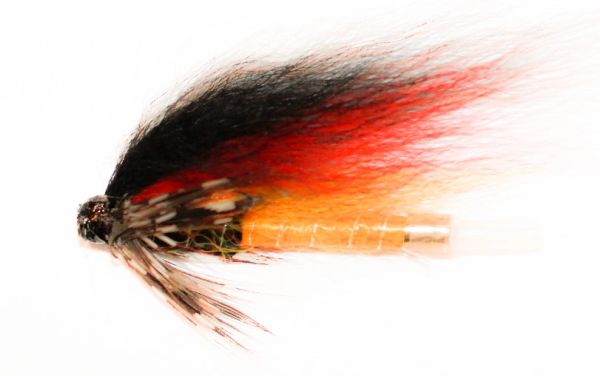 Jock Scott Black - Copper Tube Fly