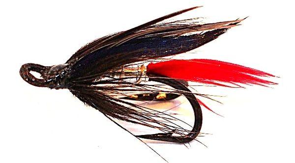 Butcher Salmon Fly double hook