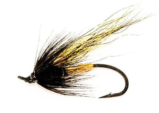 Golden Killer Salmon Fly