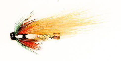 Sunburst Gary Dog - Copper Tube Fly