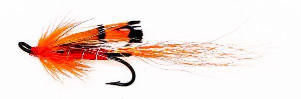 Ally's Shrimp Salmon Fly treble hook