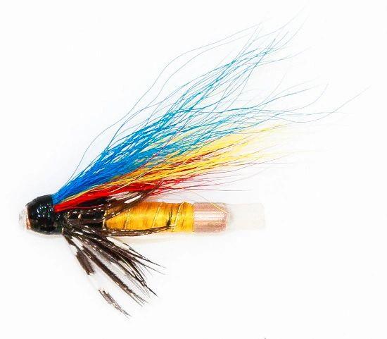 Jock Scott - Copper Tube Fly