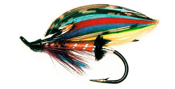 McIntyre Salmon Fly