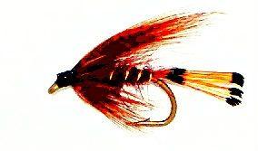 Mallard & Claret wet fly