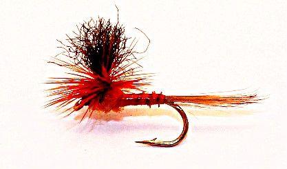 Orange Quill Parachute