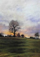Sunset, Upper Harlestone