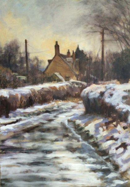 Winter, Rifle Range Lane, Nobottle