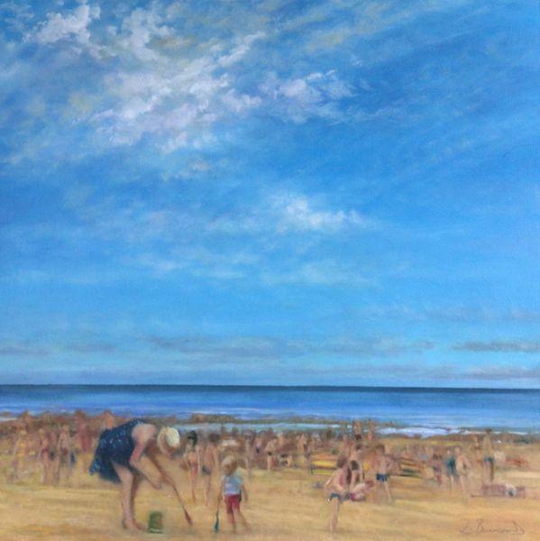 Sandcastles, Wells-Next-To-Sea