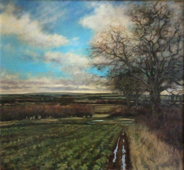 Towards Honey Hill Northamptonshire