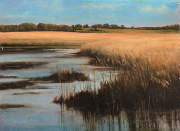 Suffolk Blythburgh Estuary