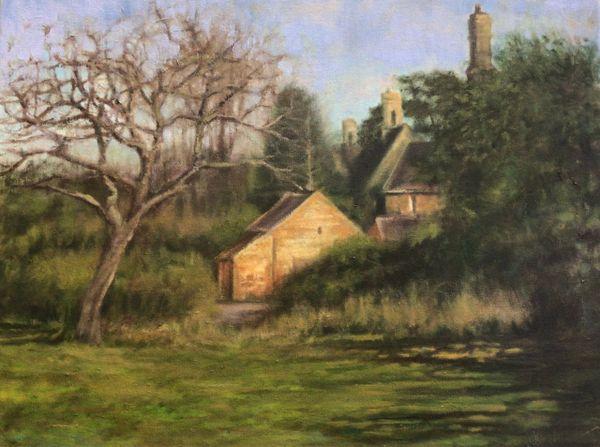 Estate Cottages Church Brampton
