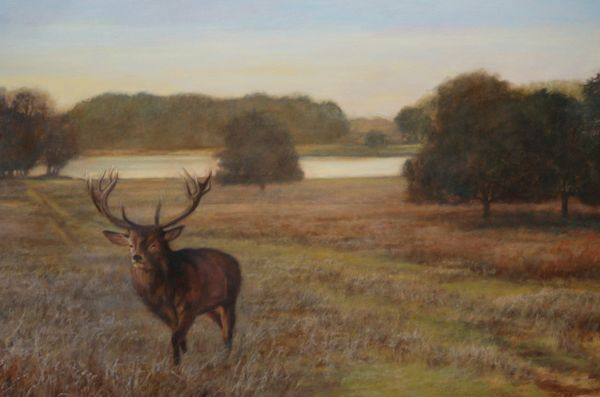 SOLD Richmond Park Private Commission