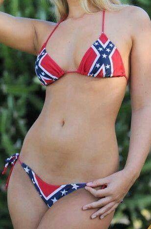 Confederate Flag Bikini Dl Grandeurs Confederate Amp Rebel