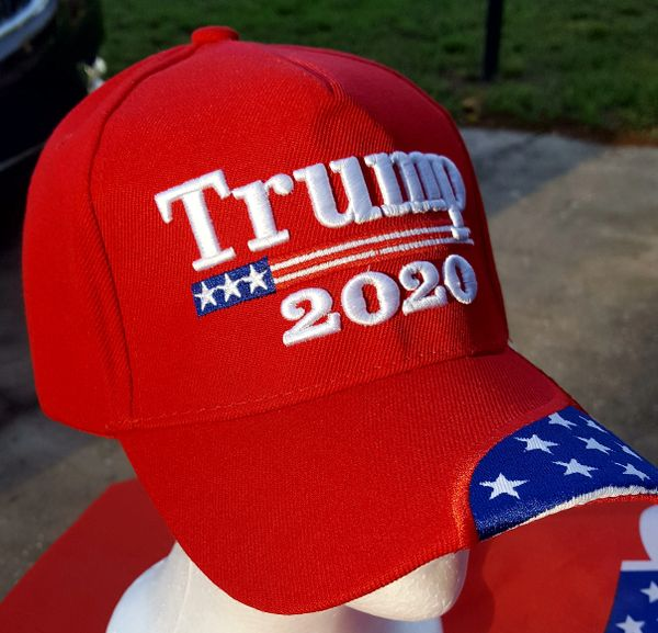Rebel Trump 2020 Baseball Cap Hat