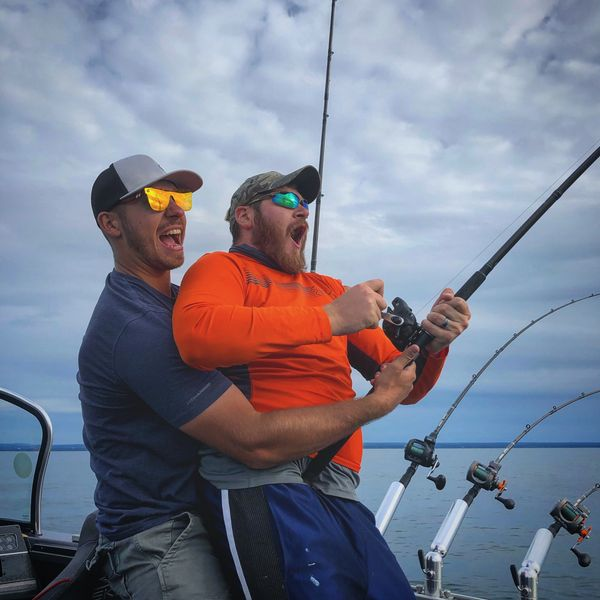 Lake Erie PA Fishing Charters