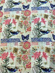 FLOWERS & BIRDS - $48 -$85