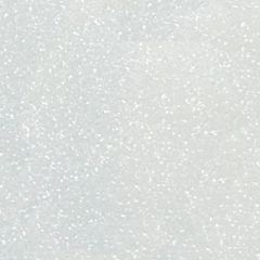 WHITE Heat Transfer Vinyl GLITTER Sheets