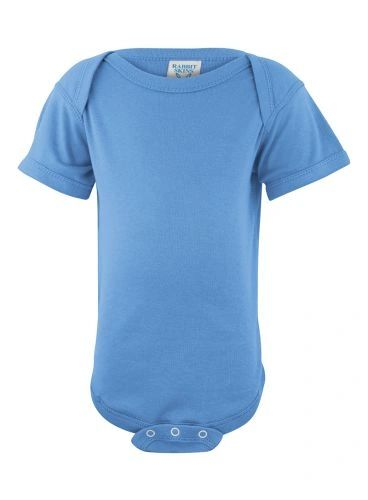 Infant Body Suit - Creeper - Carolina Blue