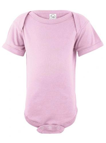 Infant Body Suit - Creeper - Pink