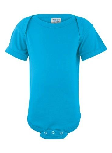 Infant Body Suit - Creeper - Turquoise
