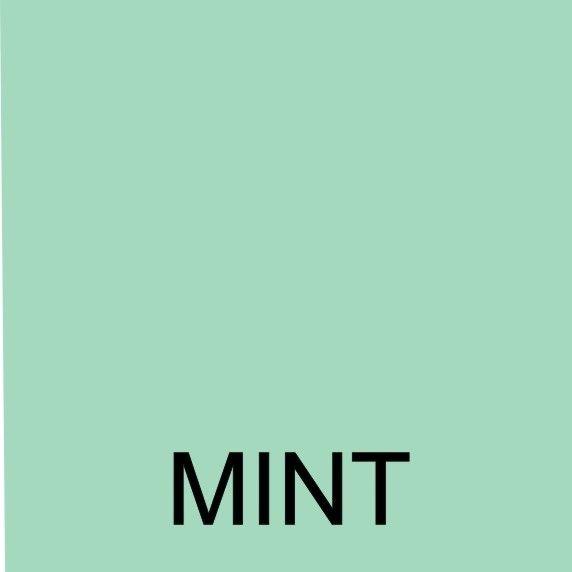 """15"""" Siser Easy Heat Transfer Vinyl - Mint"""