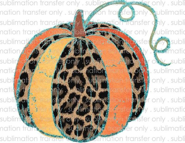 Sublimation Transfer - Fall