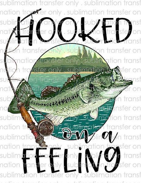 Sublimation Transfer - Hunting & Fishing
