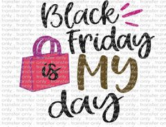 Multi-Surface Transfer - Black Friday
