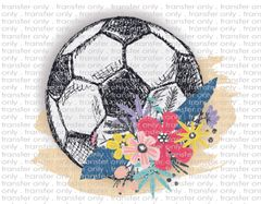 Sublimation Transfer - Soccer